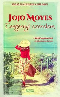 Jojo Moyes-Tengernyi szerelem (Új példány, megvásárolható, de nem kölcsönözhető!)