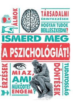Marcus Weeks-Ismerd meg a pszichológiát! (Új példány, megvásárolható, de nem kölcsönözhető!)