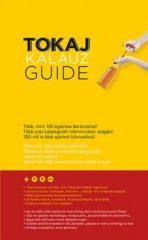 Tokaj kalauz - Tokaj guide (új példány)