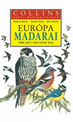 Heinzel-Fitter-Parslow - Európa madarai - Collins képes madárhatározó (új példány)
