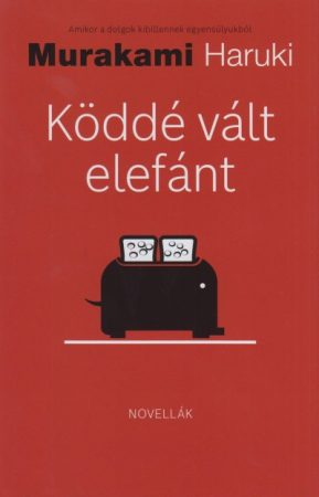 Murakami Haruki-Köddé vált elefánt (új példány)