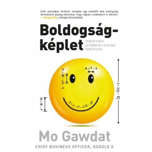 Mo Gawdat-Boldogságképlet (új példány)