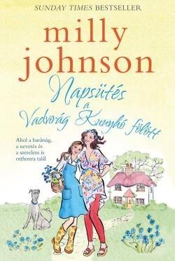 Milly Johnson - Napsütés a Vadvirág Kunyhó fölött (új példány)
