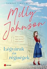 Milly Johnson - Légvárak és régiségek (új példány)