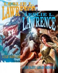 Leslie L. Lawrence-A jégbe fagyott sárkány kolostora I-II. (Új példány, megvásárolható, de nem kölcsönözhető!)