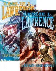 Leslie L. Lawrence-A jégbe fagyott sárkány kolostora I-II. (új példány)