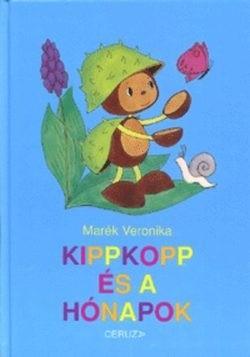 Marék Veronika-Kippkopp és a hónapok (új példány)