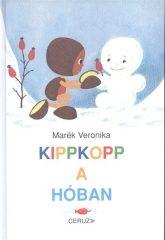 Marék Veronika -  Kippkopp a hóban (új példány)