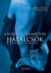 L.K.Hamilton-Halálcsók (Új példány, megvásárolható, de nem kölcsönözhető!)