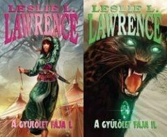 Leslie L. Lawrence-A gyűlölet fája I-II. (új példány)