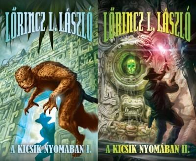 Lőrincz L. László-A kicsik nyomában I-II. (új példány)
