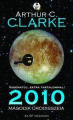 Arthur C. Clarke - 2010. Második űrodisszeia (új példány)