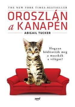 Abigail Tucker-Oroszlán a kanapén (új példány)