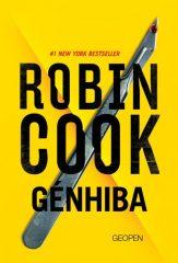Robin Cook - Génhiba (új példány)