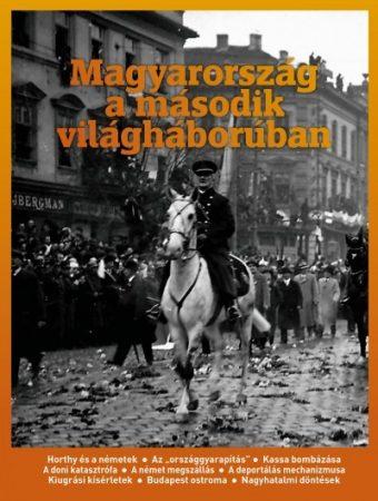 Győrffy Iván - Litván Dániel - Papp Gábor - Magyarország a második világháborúban (új példány)
