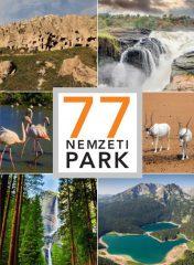 77 nemzeti park (új példány)