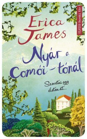 Erica James - Nyár a Comói-tónál (Előjegyezhető!)