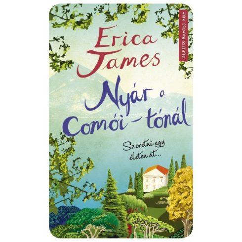 Erica James - Nyár a Comói-tónál (új példány)