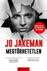 Jo Jakeman-Megtörhetetlen (új példány)