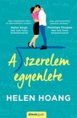 Helen Hoang-A szerelem egyenlete (új példány)