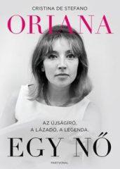 Cristina De Stefano-Oriana - Egy nő (Előjegyezhető!)