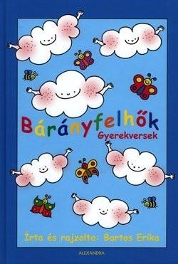 Bartos Erika-Bárányfelhők (új példány)