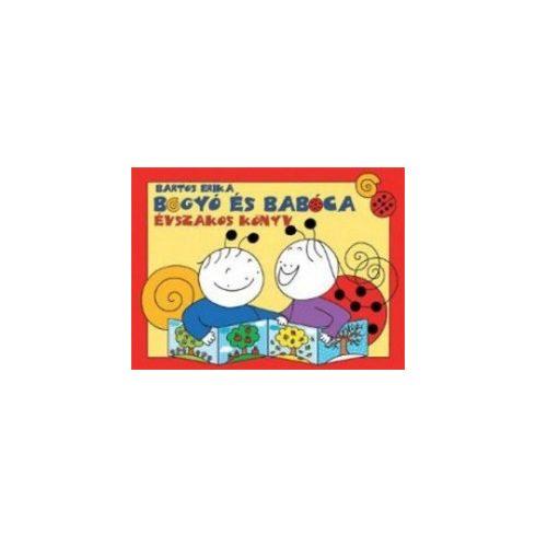 Bartos Erika-Bogyó és Babóca-Évszakos könyv (új példány)