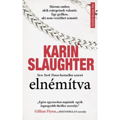 Karin Slaughter-Elnémítva (új példány)