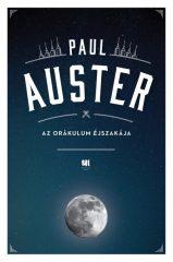Paul Auster - Az orákulum éjszakája (új példány)