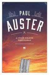 Paul Auster - A végső dolgok országában (új példány)