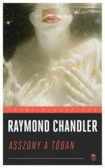 Raymond Chandler-Asszony a tóban (új példány)