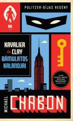 Michael Chabon - Kavalier és Clay bámulatos kalandjai I. és II. (új példány)