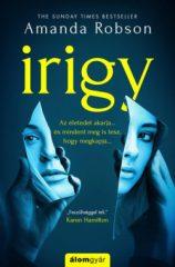 Amanda Robson - Irigy (új példány)