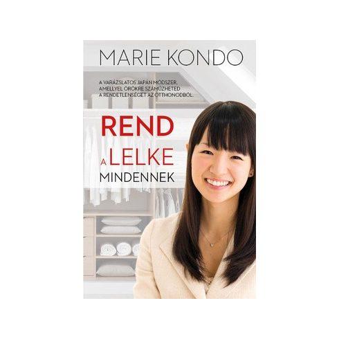 Marie Kondo-Rend a lelke mindennek (új példány)