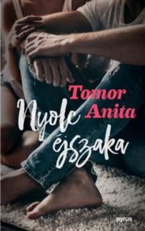 Tomor Anita-Nyolc éjszaka (új példány)