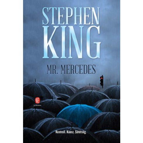 Stephen King-Mr. Mercedes (új példány)