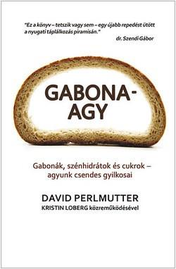 Dr. David Perlmutter-Gabonaagy (új példány)