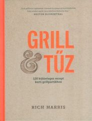 Grill & tűz (új példány)