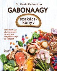 Dr. David Perlmutter - Gabonaagy - szakácskönyv (új példány)