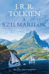 J. R. R. Tolkien - A szilmarilok - Illusztrált (új példány)