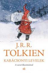 J.R.R. Tolkien-Karácsonyi levelek (új példány)