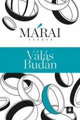 Márai Sándor-Válás Budán (új példány)
