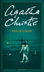 Agatha Christie-És eljő a halál (Új példány, megvásárolható, de nem kölcsönözhető!)