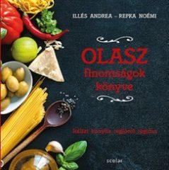 Olasz finomságok könyve - Itáliai konyha régióról régióra (új példány)