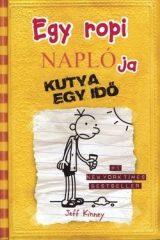 Jeff Kinney-Egy ropi naplója 4.-Kutya egy idő (Új példány, megvásárolható, de nem kölcsönözhető!)