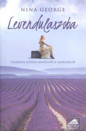Nina George-Levendulaszoba (új példány)