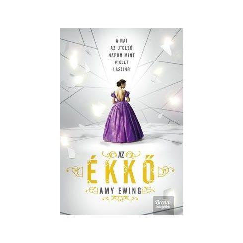 Amy Ewing-Az Ékkő (új példány)