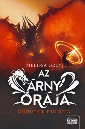 Melissa Grey - Az árny órája - Midnight 2. (új példány)