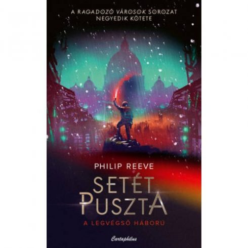 Philip Reeve - Setét puszta (új példány)