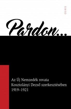 Arany Zsuzsanna - Pardon... (új példány)